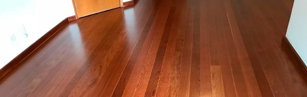 Reforma de pisos de madeira em SP