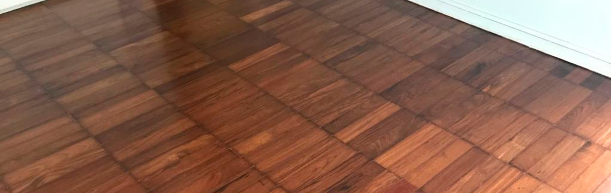 Reforma de taco de madeira em São Paulo
